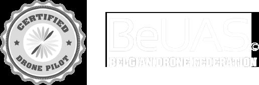 Certified Drone Pilot - Belgian Drone Federation